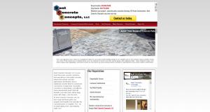 WordPress Site Best Concrete Concepts