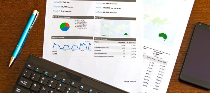 2019 website marketing data
